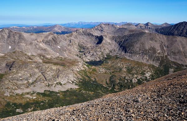 Mount Bross (14,172)')  8-11-2018