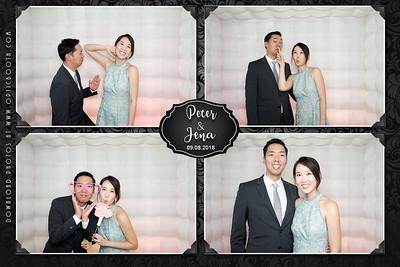 Jena & Peter's wedding