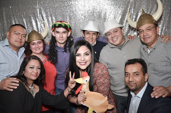 Royal Palm Banquet Hall Staff Holiday Party