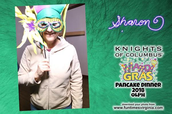 OLPH Mardi Gras Pancake Dinner