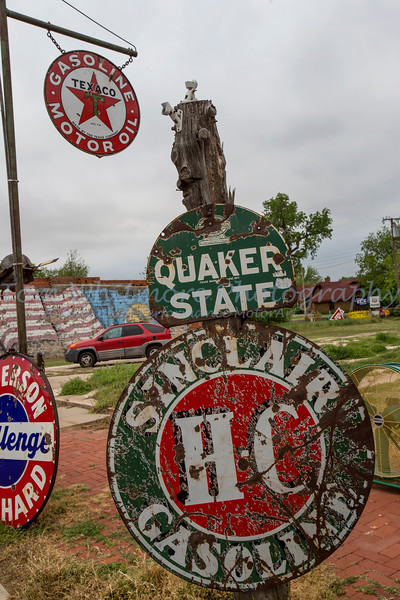 Route 66 Part 2...Tulsa OK to Lupton AZ.