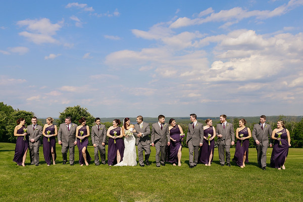 Gillian & Bobby's Wachusett Golf Club Wedding