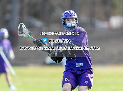 4/13/2021 - Boys Varsity Lacrosse - Marshwood vs Dover