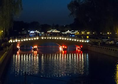 Houhai, Beijing, May 2012