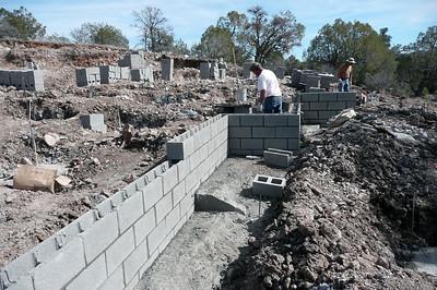 Stem Walls initial