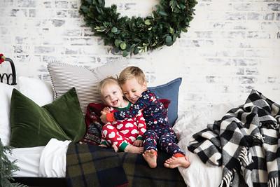 Holiday Pajama Minis 2017
