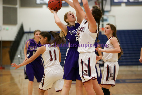 2015 01 13 RHS VS HERRMAIN GIRLS BASKETBALL JUNIORS