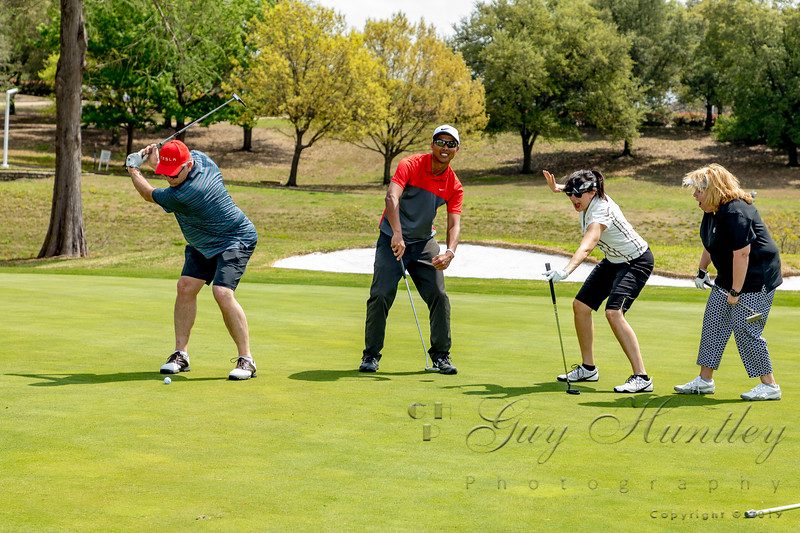 Tee Off to Prevent Blindness