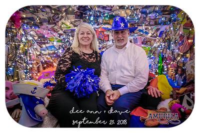 Dee Ann + Dave 09-21-18