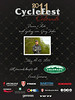 CycleFest Poster 2011 print