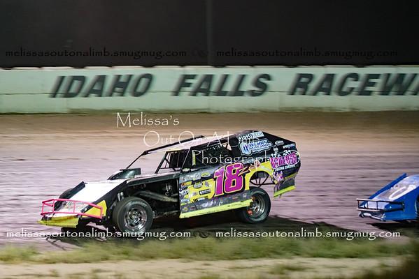 2019 9-21 Wild West Modified Tour, Idaho Falls Raceway