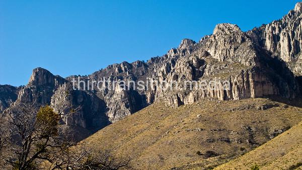 Guadalupe Mountains: Mountains Meet Desert