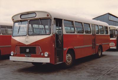 Sita Bus Lines - Spotswood VIC