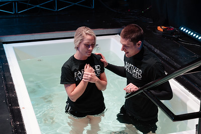 2020-03-01 Baptism Services