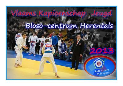 Vlaams Kampioenschap Jeugd @ Herentals   26/01/13