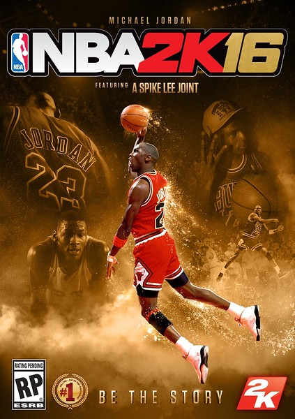 NBA2k Coverdesign