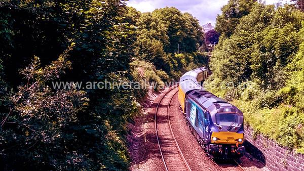 Class 68 Diesel Locomotives