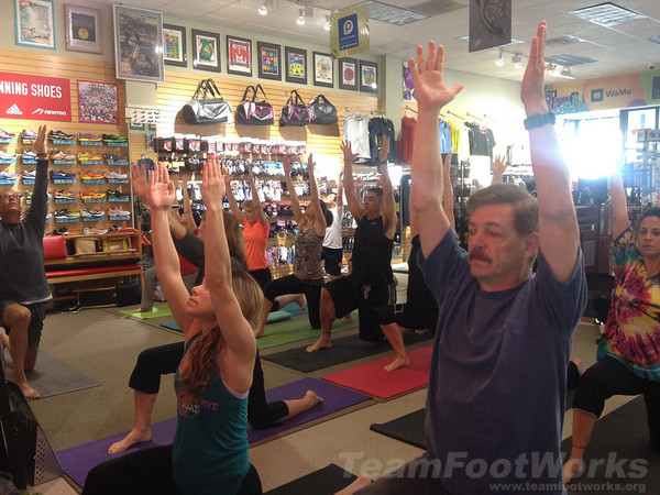 Yoga on Sundays