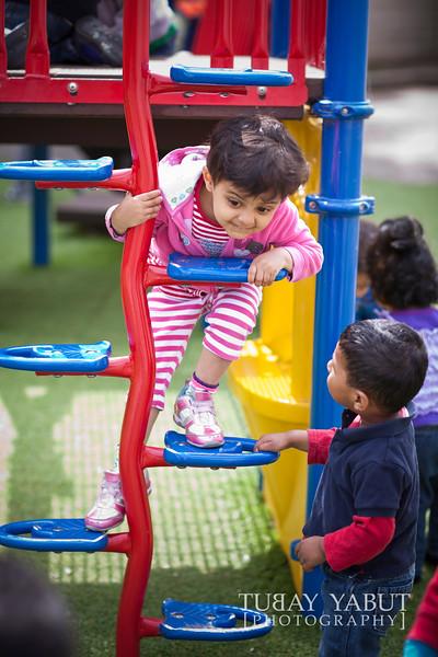 Montessori Children's Center | Playground