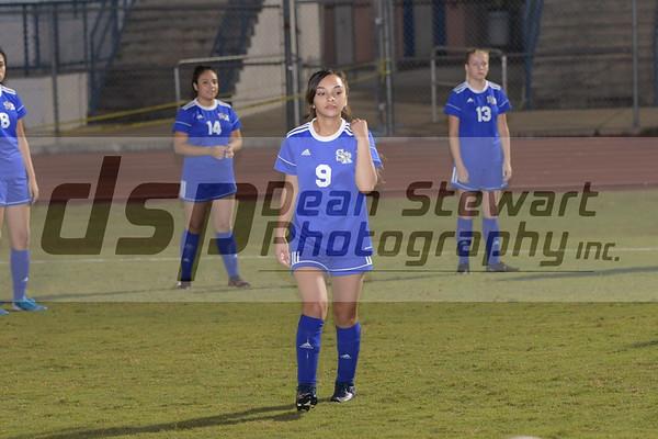 Girls Varsity Soccer  1-13-20