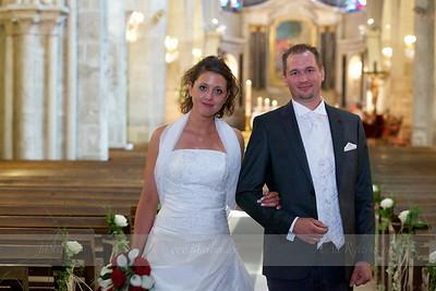 Mariage Marie et Vincent