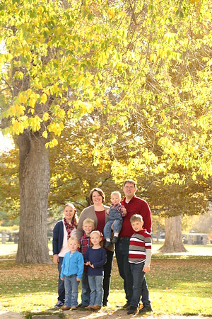 Johnson Family Fall Pictures