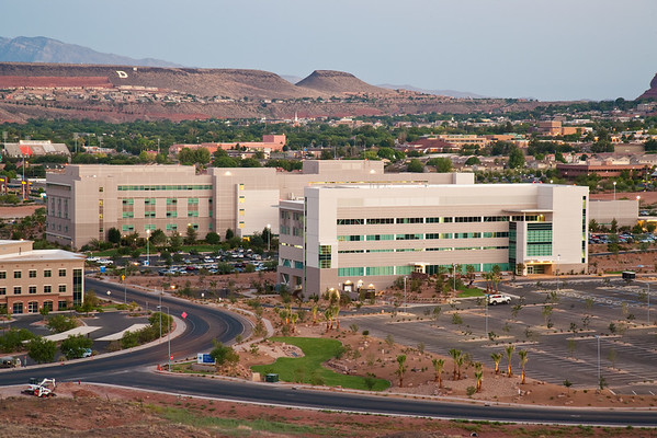 Dixie Regional Medical Center July 2009