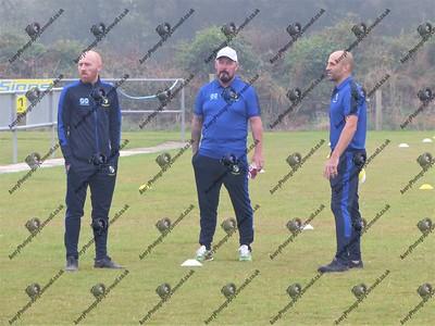 Reserves v St Dennis Reserves (Home)  League  (Fog)