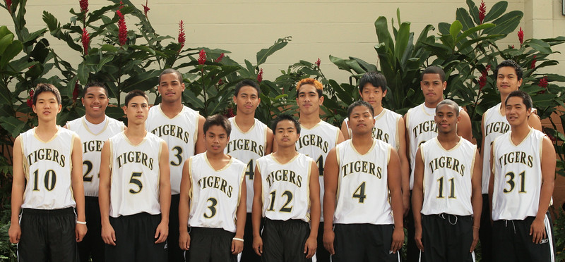 2007-08 Boys Varsity Basketball