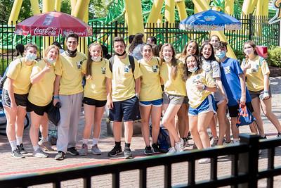 Class of 2022 at Adventureland - May 19, 2021