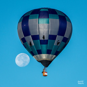 1 - Opening Day, Balloons and Moon, X-Country Race and Evening Glow