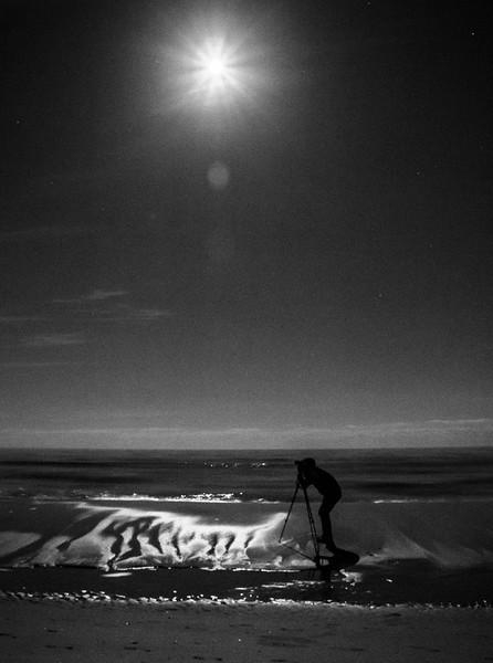 Set  244 - The Moon or Moonlit Night Scenes