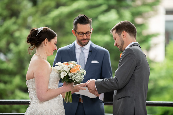 Crowther Wedding Ceremony