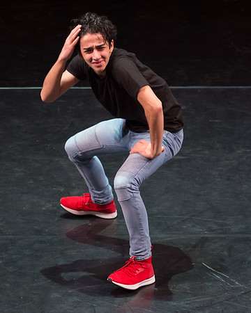Vako Givelesiani - YoungArts Solo Saturday Matinee Performance