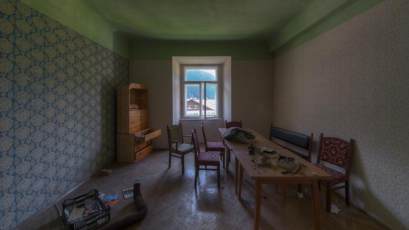 Urbex - Salt Hotel