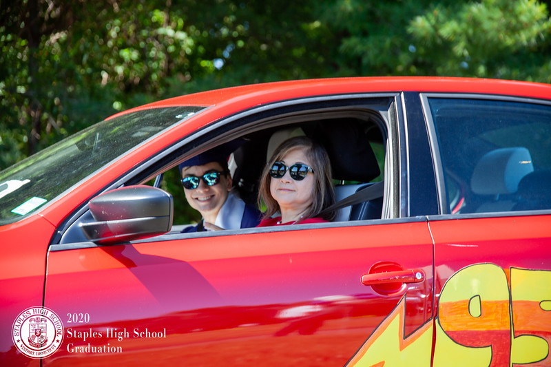 Dylan Goodman Photography - Staples High School Graduation 2020-30.jpg