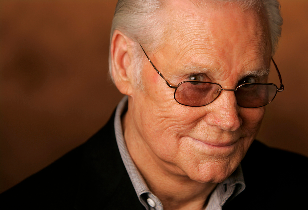 ". In this Jan. 10, 2007 file photo, George Jones is shown in Nashville, Tenn.  Jones, the peerless, hard-living country singer who recorded dozens of hits about good times and regrets and peaked with the heartbreaking classic ""He Stopped Loving Her Today,\"" has died. He was 81. Jones died Friday, April 26, 2013 at Vanderbilt University Medical Center in Nashville after being hospitalized with fever and irregular blood pressure, according to his publicist Kirt Webster. (AP Photo/Mark Humphrey, file)"