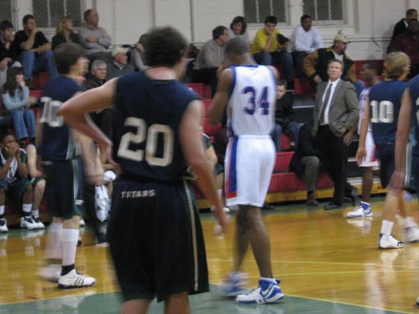 Prep Basketball vs. Trinity