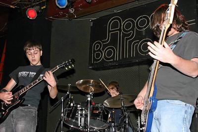 Agora High School Rock Off 11-12-05
