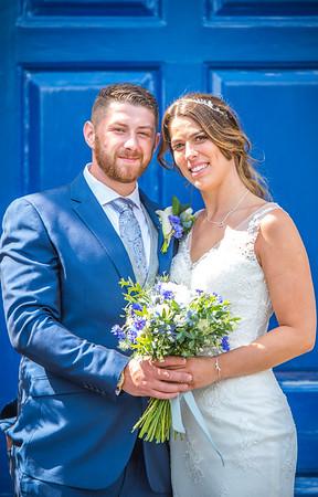 Naomi & Liam Wedding