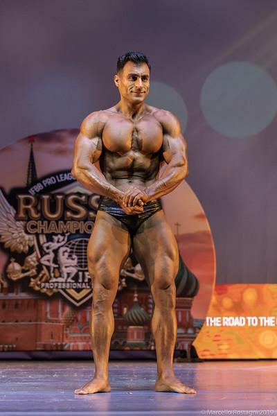 2nd Place 84 Okhravi Seyed Mahmoud