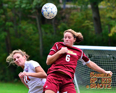 10.1.12 - NBHS Lady Lions vs. Sewickley Academy