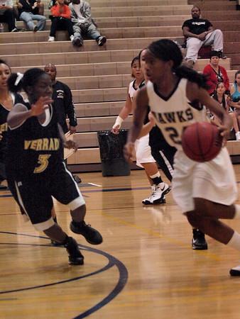 Basketball Varsity Lady Vipers vs. Apollo 12/4/2008