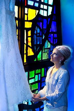 Voss Wedding Getting ready