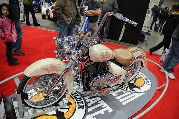 DC International Motorcycle Show 01-15-2012