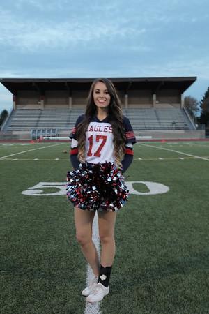 LCA Cheerleaders