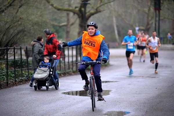10k Race. 24 March.