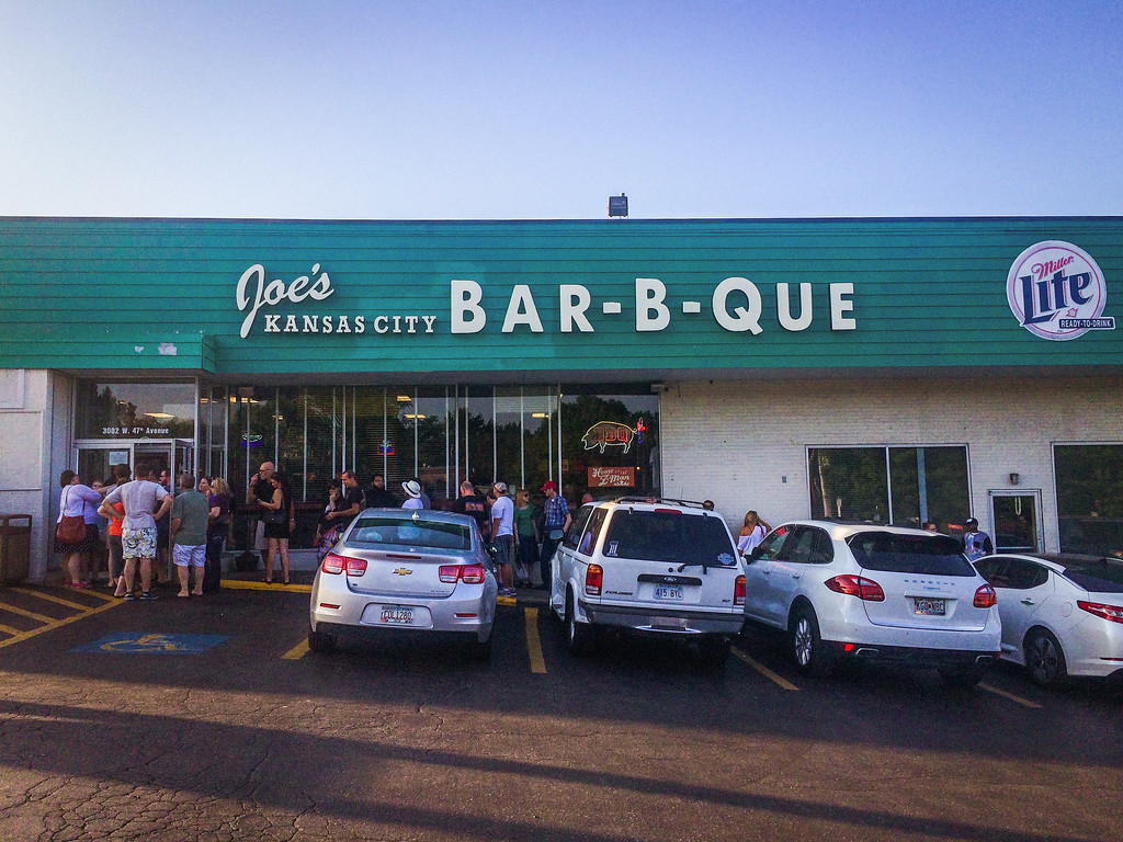 Joe's Kansas City Bar-B-Que in Kansas City, Kansas