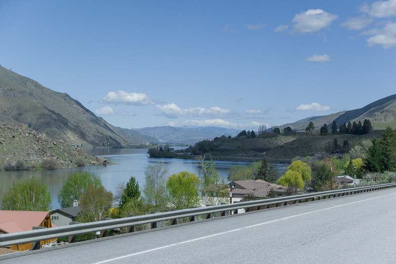 Near Wenatchee, WA