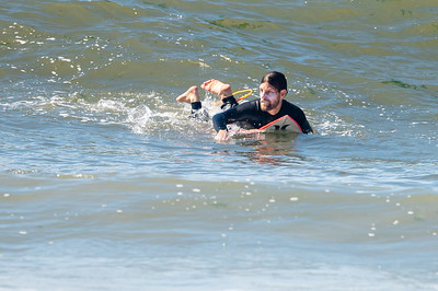 Will Skudin Surfing Long Beach 6-20-21